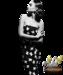siyah elbiseli pngkadın Asi Tubes.png