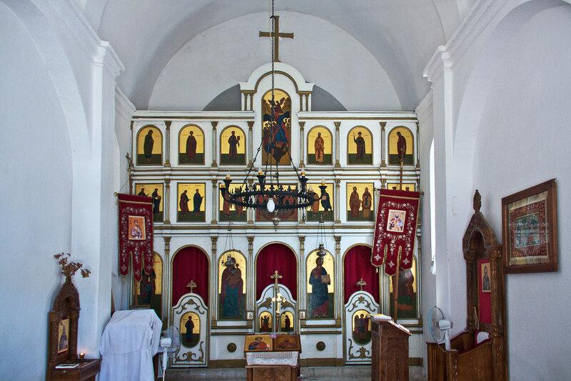 Черногория. Бечичи. Церковь Фомы Апостола (св. Тома)