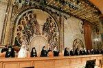 Заключительное торжественное заседание Архиерейского Собора