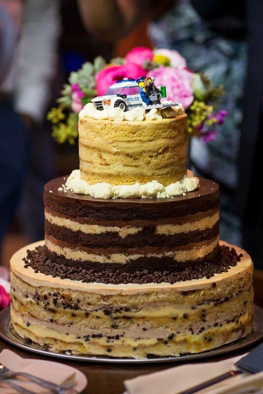 0 1782bc f73cdce7 XL - Каким будет ваш свадебный торт в 2018 году