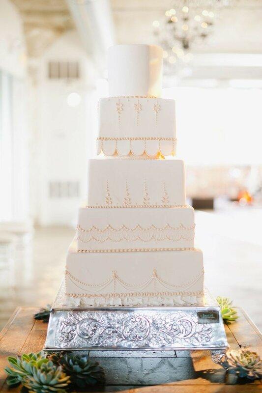 0 1782d9 ca81a1da XL - Каким будет ваш свадебный торт в 2018 году