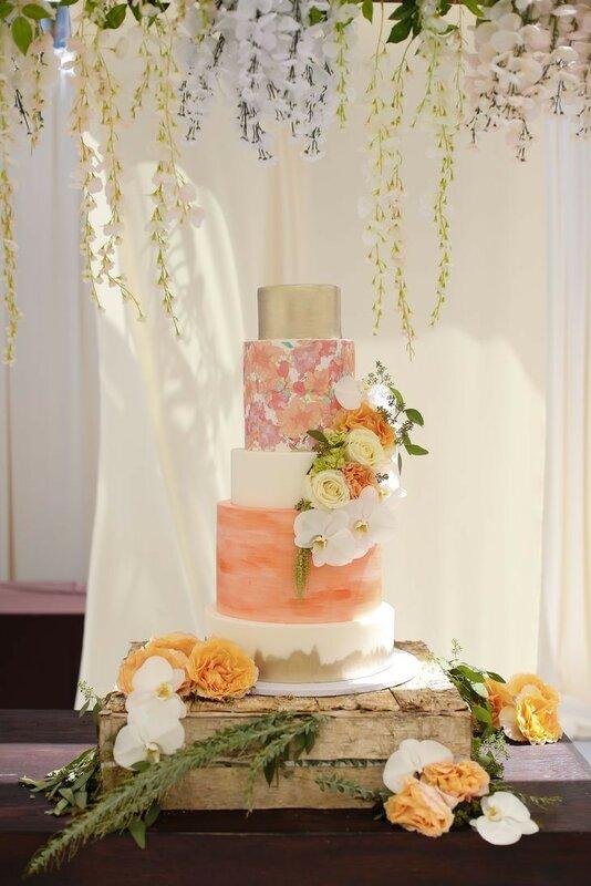 0 1782dc 8915c2e2 XL - Каким будет ваш свадебный торт в 2018 году