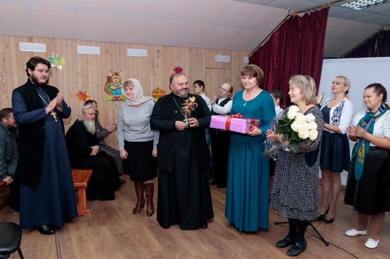 Праздник преподобного Нестора Летописца в Алчевской духовной лечебнице