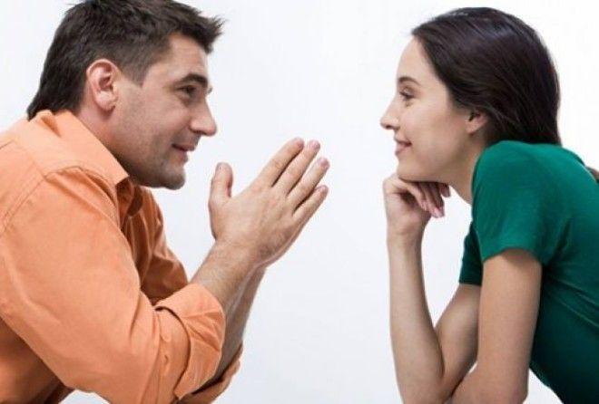 Зрительный контакт: три правила этикета (1 фото)
