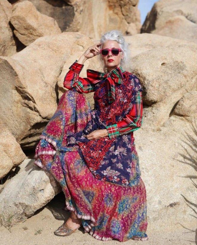 Образы Сары — это цыганские мотивы, смелые сочетания и яркие цвета. Женщина характеризует свой
