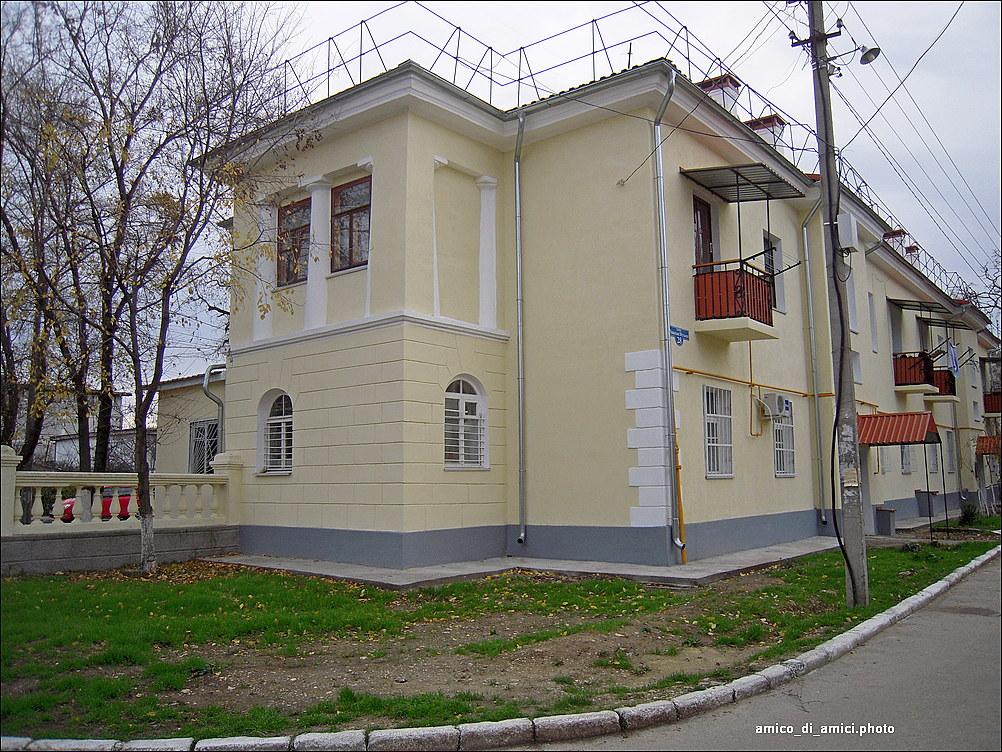 А что там в Севастополе?