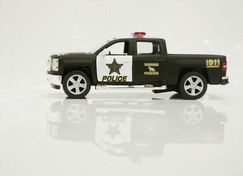 Silverado Police