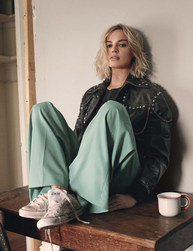 Margot Robbie is the Cover Star of W Magazine November 2017 Issue