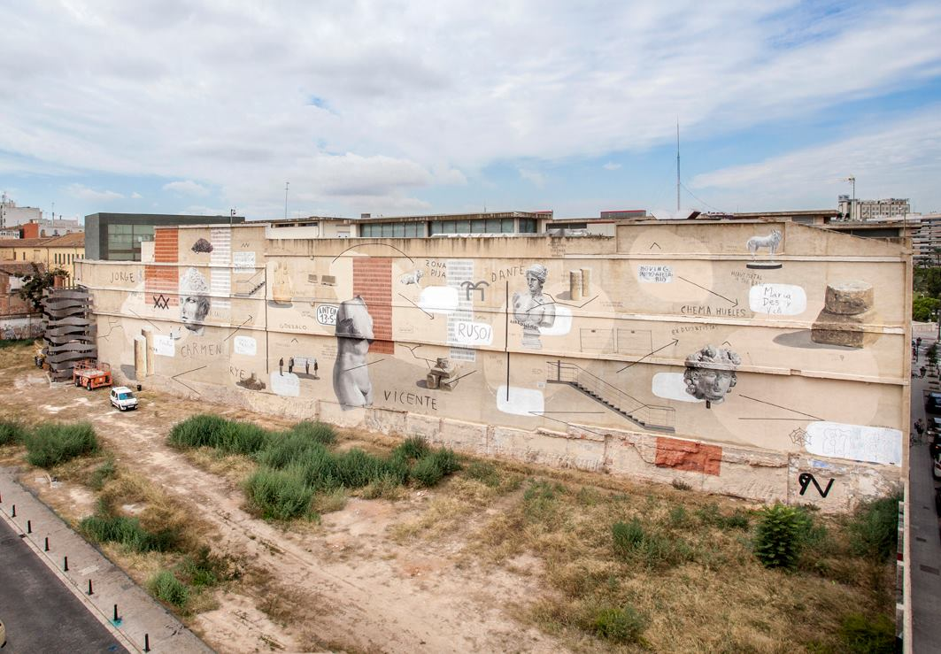 Streets: Escif (Europe)