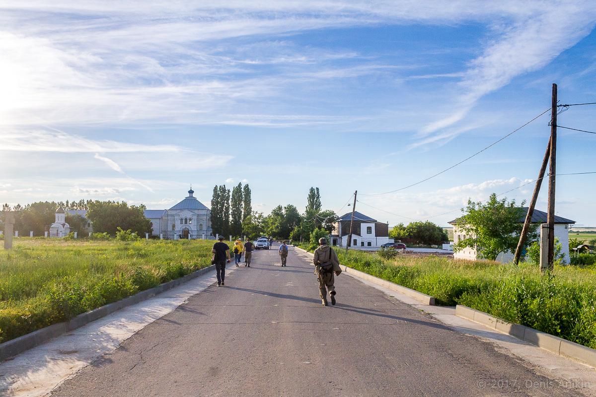 Дубовский Свято-Вознесенский женский монастырь фото 1