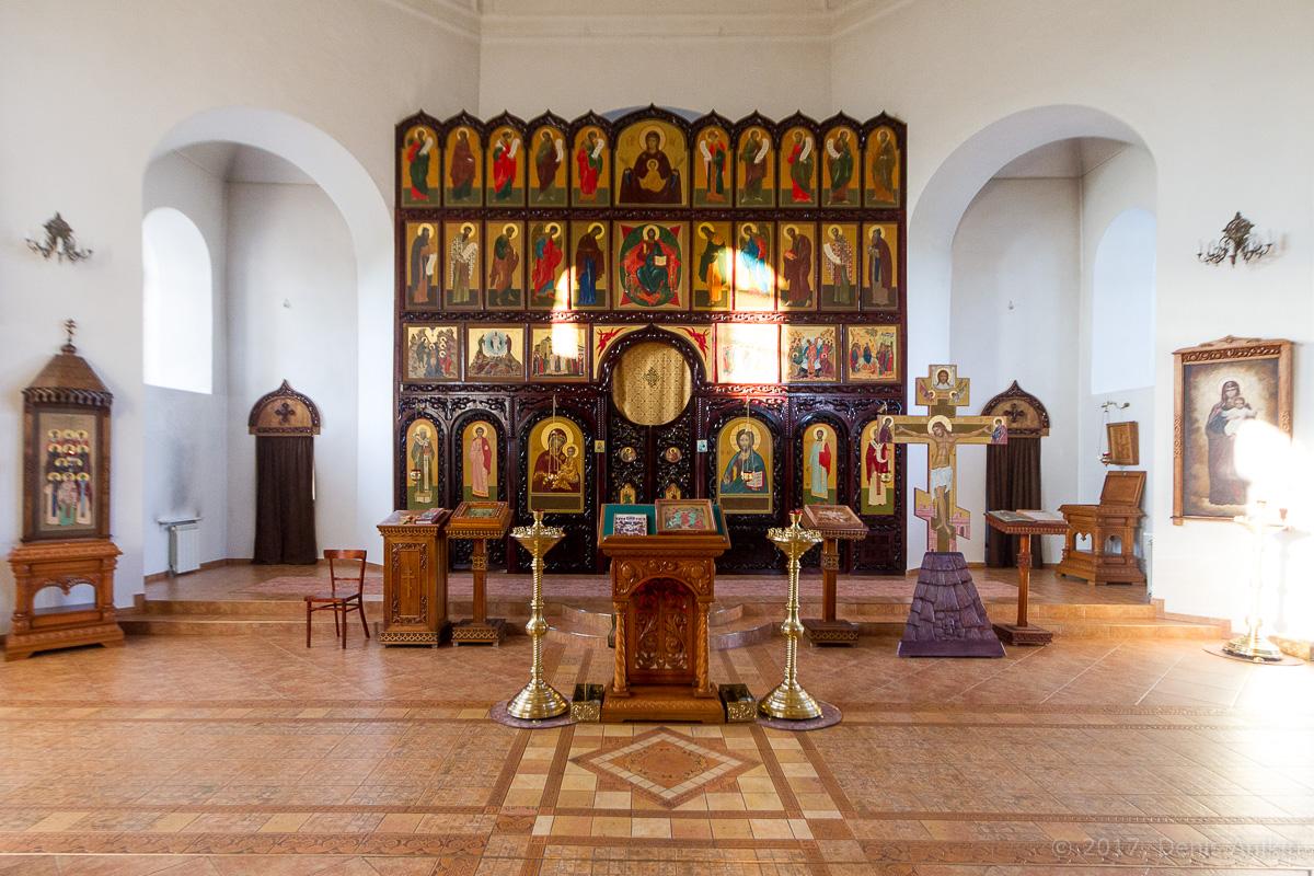 Дубовский Свято-Вознесенский женский монастырь фото 12