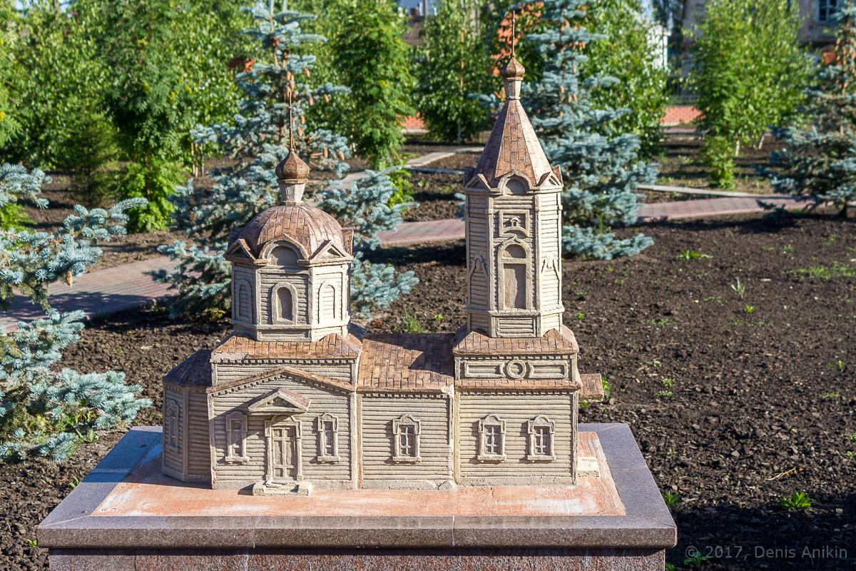 Сад храмов Хвалынск фото 6