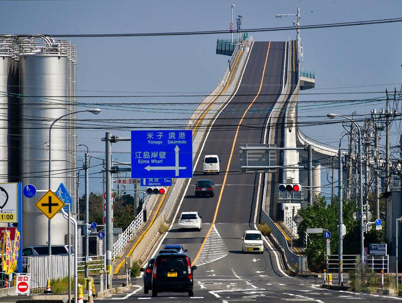 Есима Охаси: подъем в небо по Японски