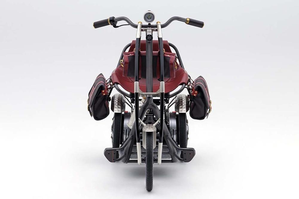 Концепт Yamaha 07GEN