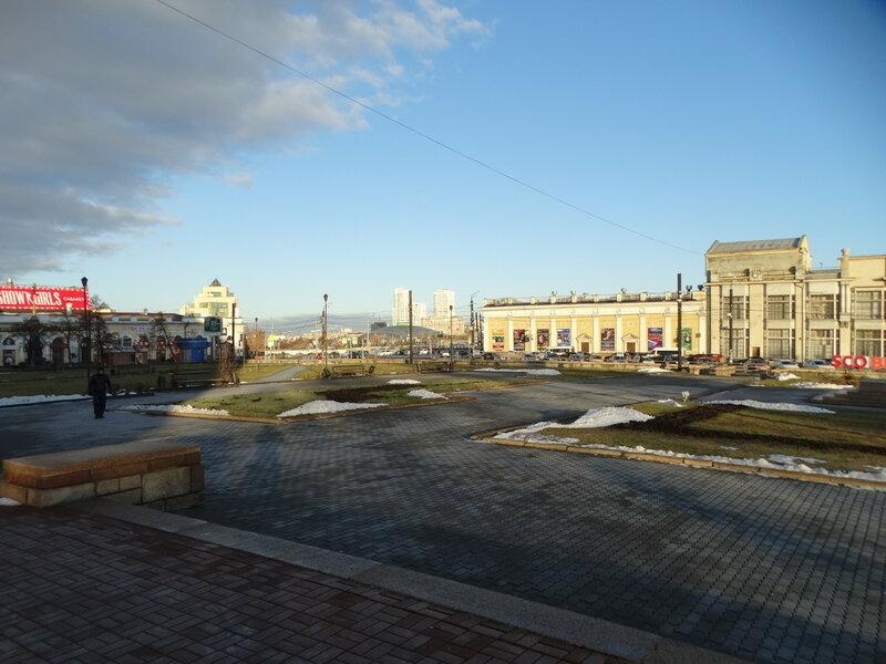 От площади до площади