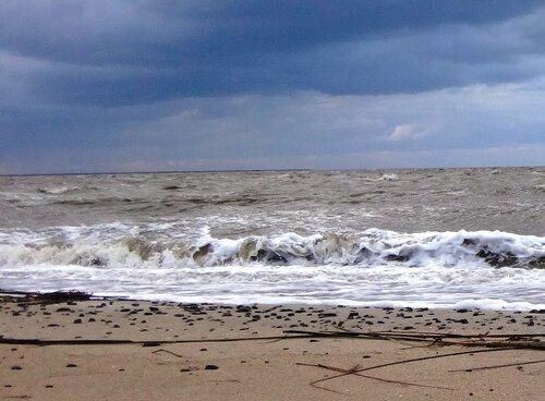 Волны, волненье ... На финише октября, в городе у моря Азовского. (93).JPG