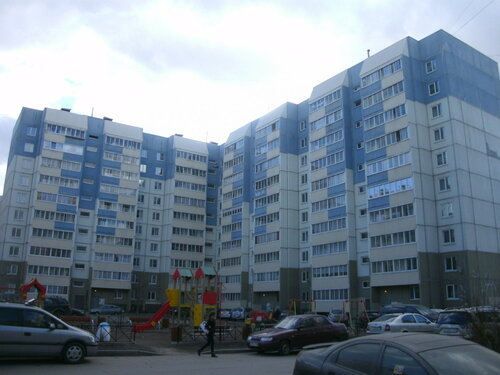 Октябрьская ул. 81к1