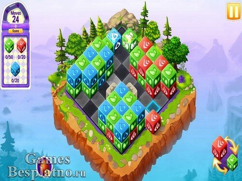 Cubis Kingdoms. Collectors Edition
