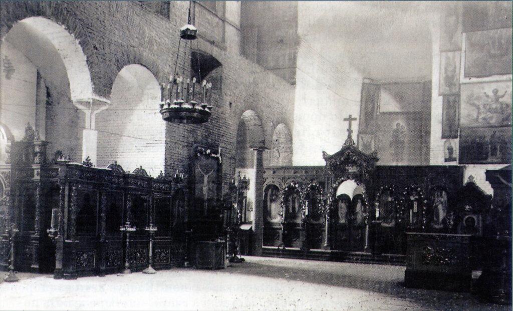 61556 Миусская площадь. Интерьер собора св. Александра Невского.jpg