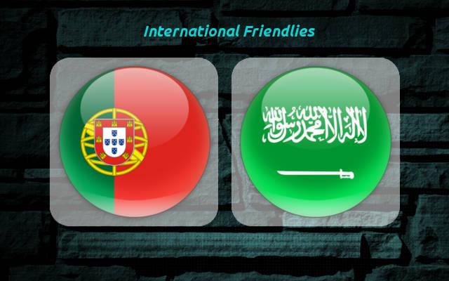 Португалия – Саудовская Аравия (10.11.2017) | Товарищеский матч 2017