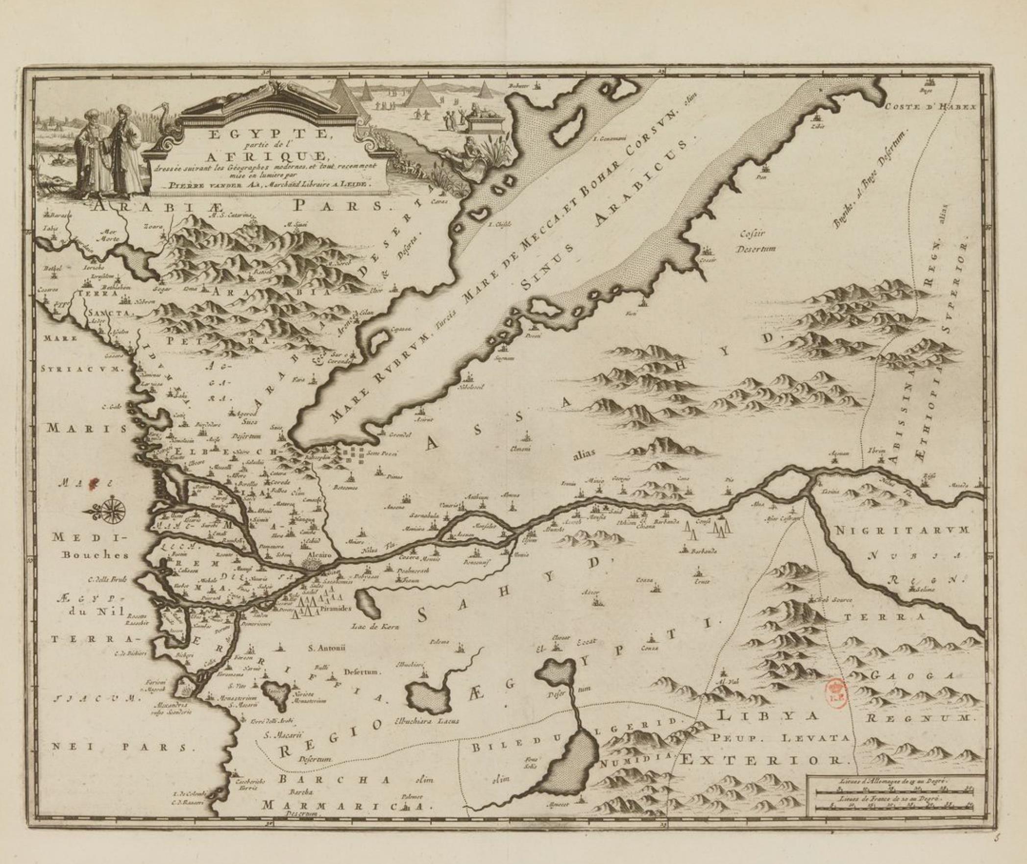 03. Карта Египта