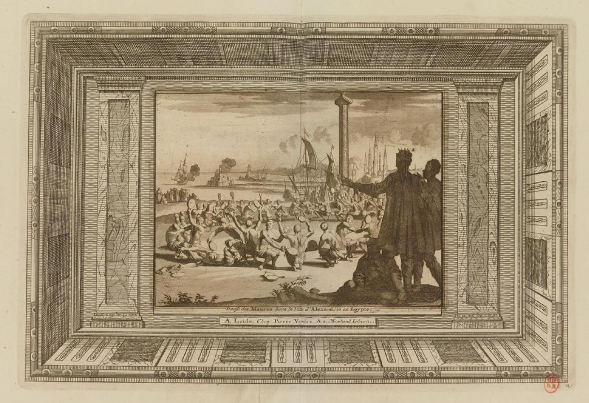 08. Танец мавров в городе Александрия