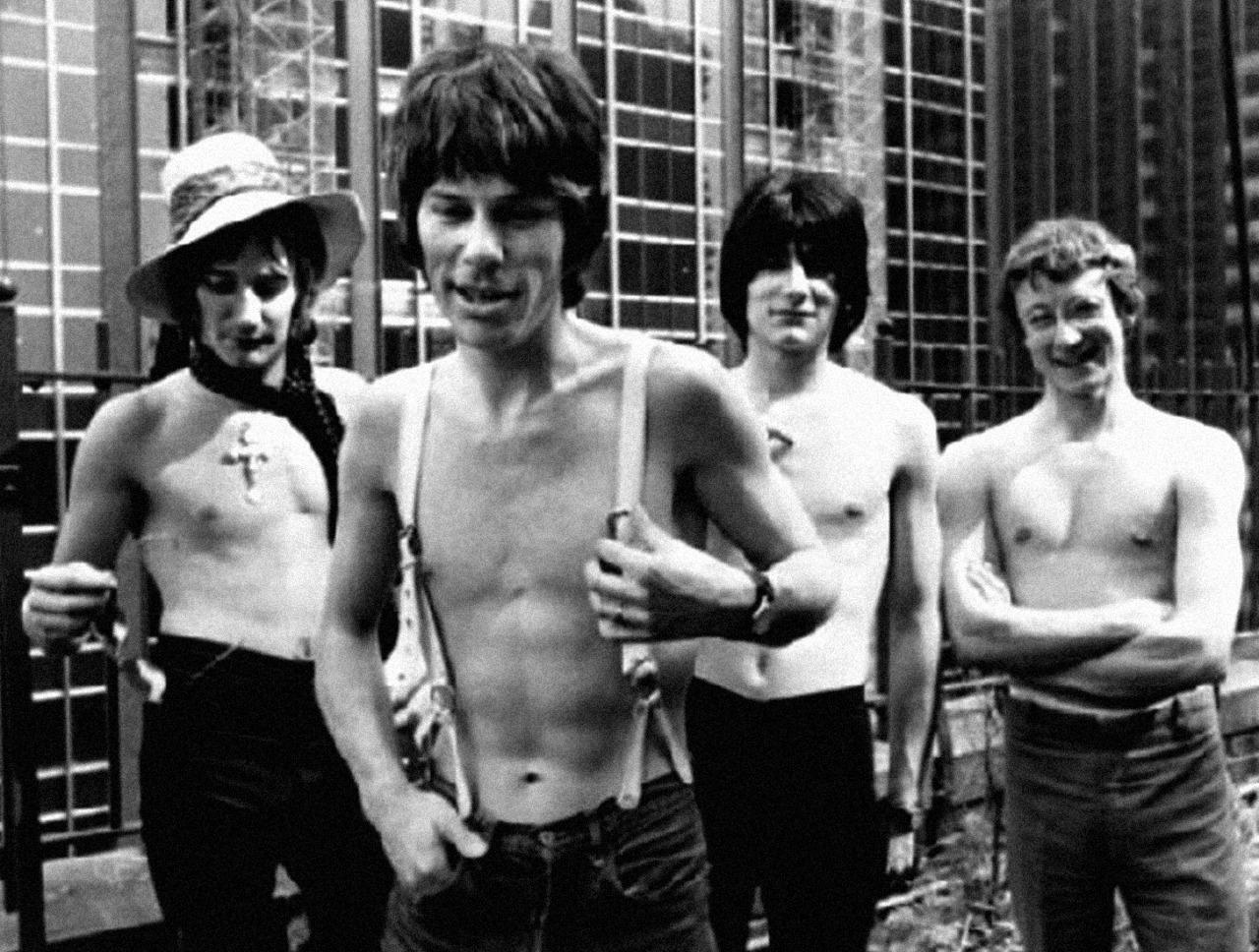«The Jeff Beck Group» с участием Рода Стюарта, Рона Вуда и Мики Уоллера