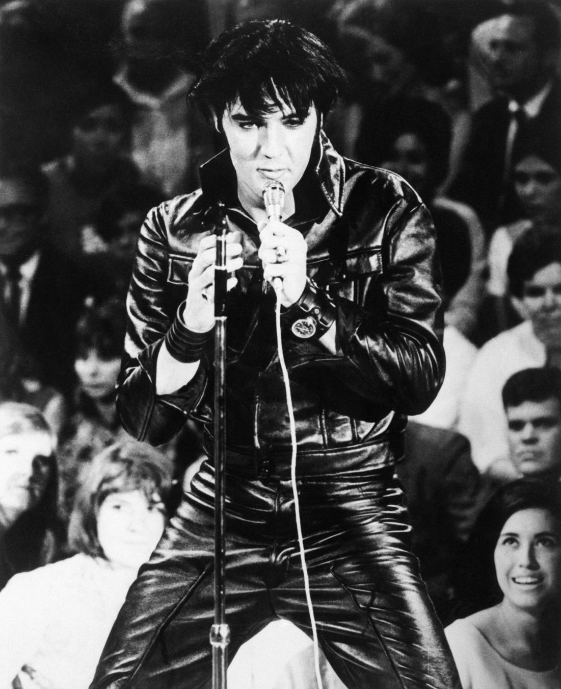 1968. Элвис