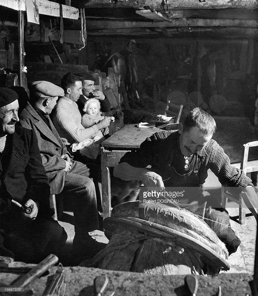 1947. Шорник в Сен-Веране