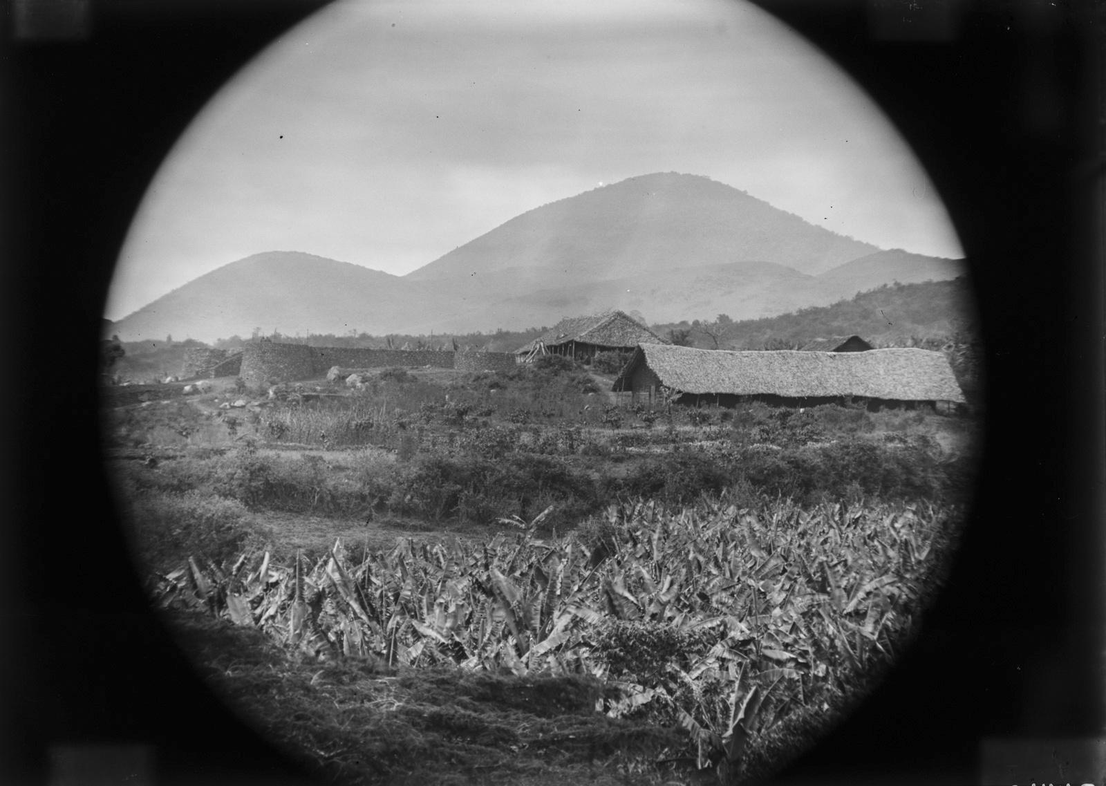 163. Крепость в поселке Марангу