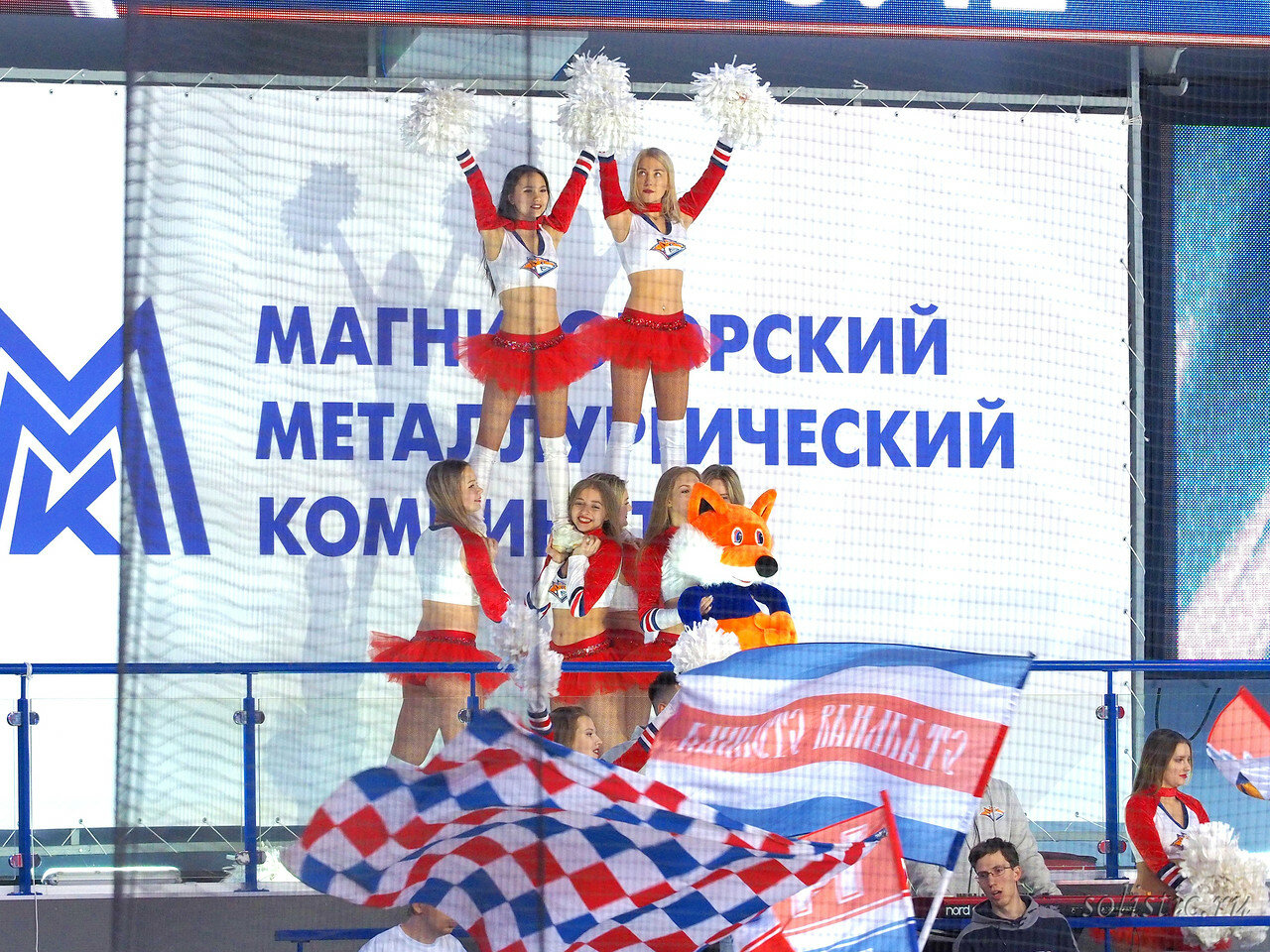 50 Металлург - Автомобилист 07.03.2018