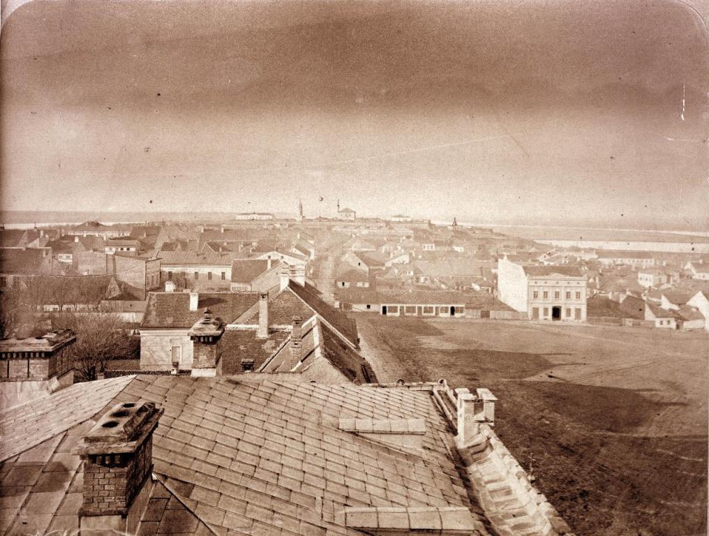Самые ранние известные снимки Белграда
