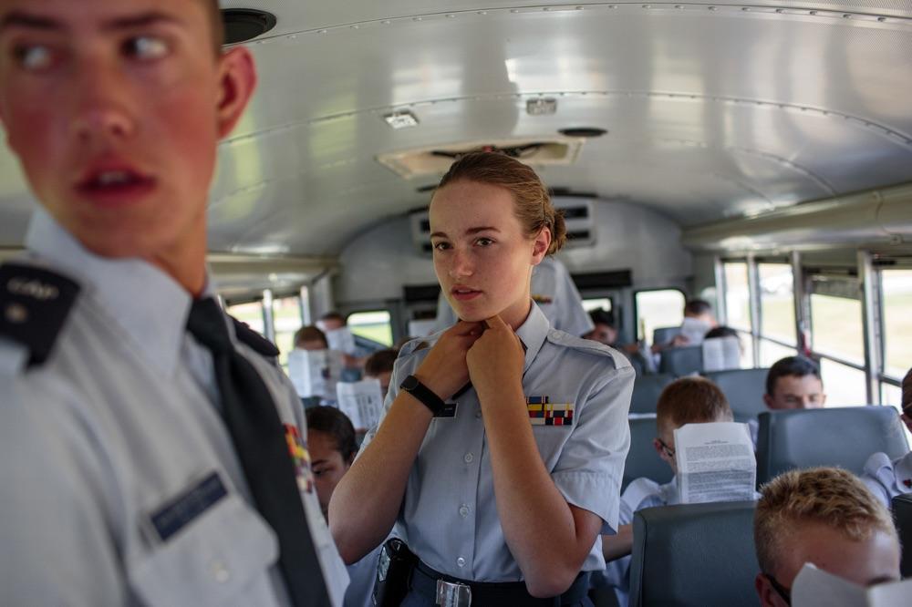 Военные игры: патриотические клубы, обучающие молодых американцев