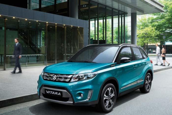 Suzuki Vitara и SX4 со скидкой