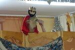 8 января в храме Донской иконы Божией Матери приходской историко-этнографический ансамбль Донская слободка и певческий коллектив Светолитие  порадовали прихожан рождественскими песнями, колядочным славлением и рождественским кукольным спектаклем Вертеп