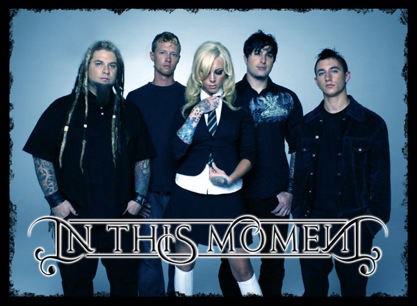 In This Moment - Discography (2007-2017)