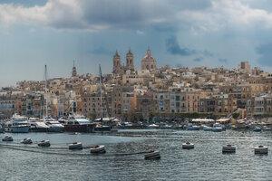 Витториоза - город, построенный Мальтийскими рыцарями