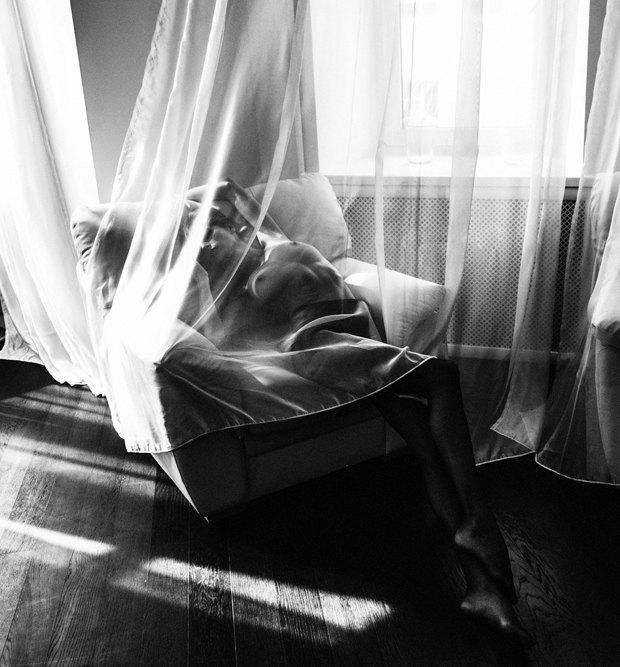 Dasha Malygina by Juri Treskow / Даша Малыгина - Юрий Тресков
