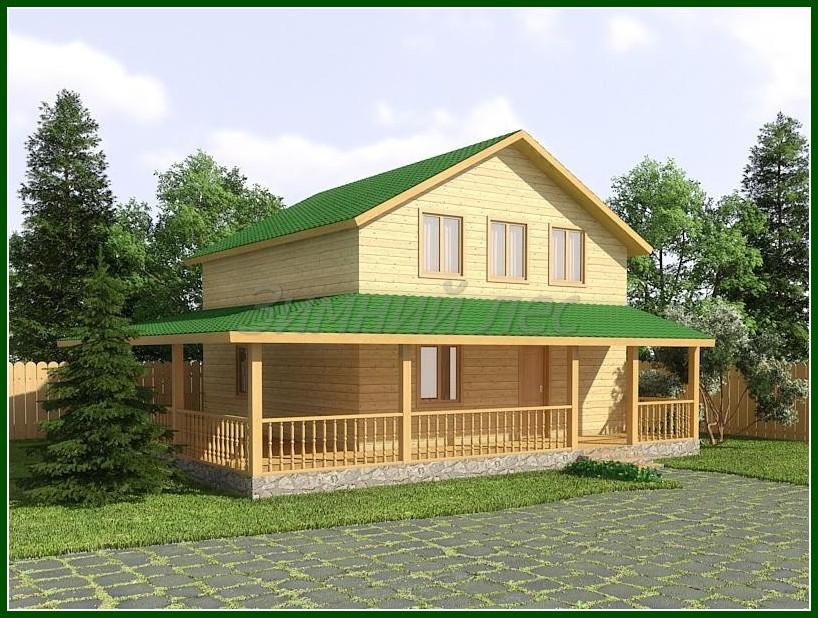 Преимущества компании Зимний Лес в строительстве деревянных домов