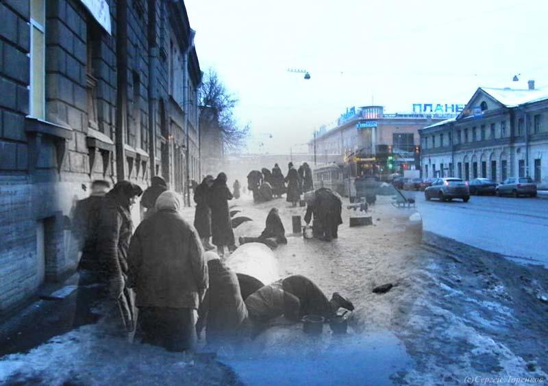 0 17f276 6169caf4 orig - Ленинградская блокада: реалистичные воспоминания петербуржца