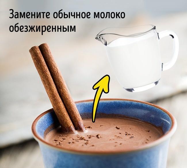 © depositphotos  Всоставе какао есть немалое количество щавелевой кислоты , которая блокирует