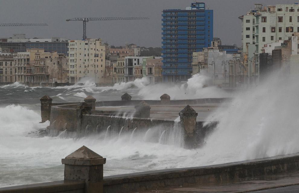 20. Гавана, 10 сентября 2017. (Фото Ramon Espinosa):