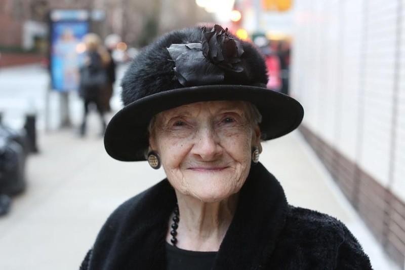 Стильные и мудрые старики Нью-Йорка в фотопроекте Брэндона Стэнтона (69 фото)