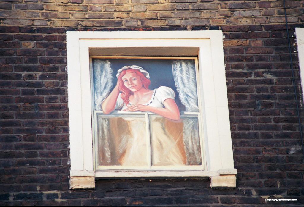 Каким был Лондон до Бэнкси: уличный арт 80-х годов (13 фото)