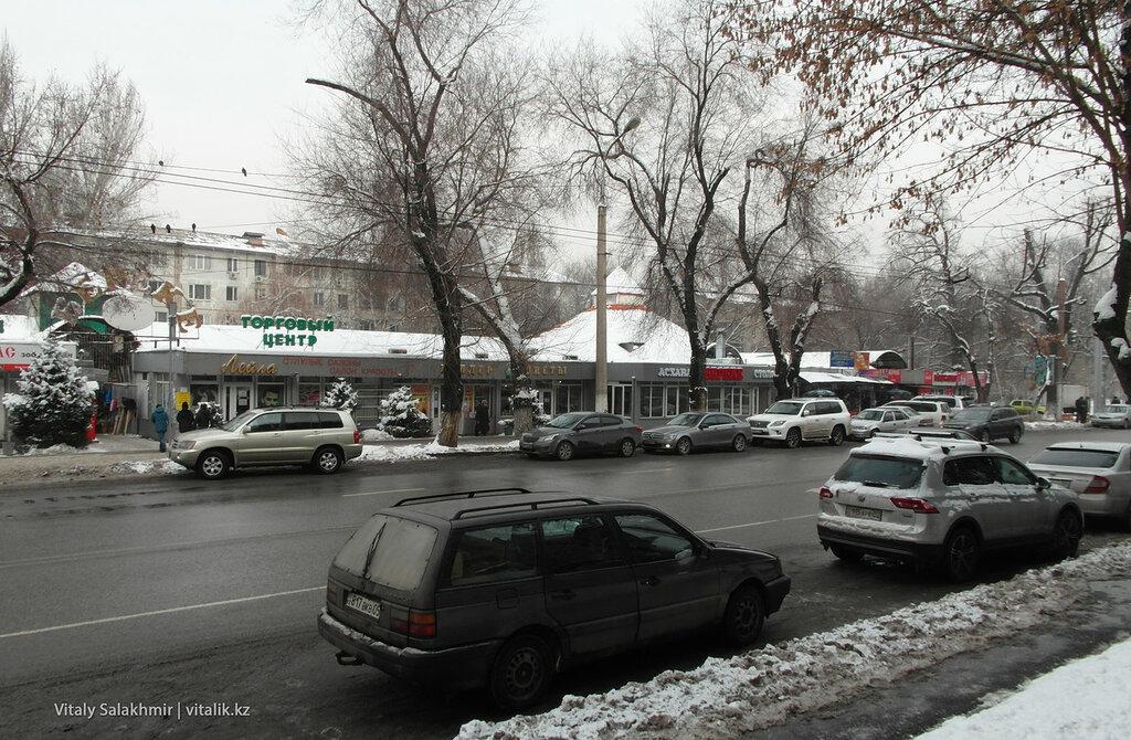 Базар на Гоголя-Муратбаева.