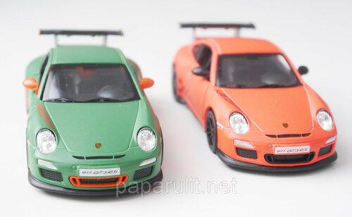 Kinsmart Porsche 911