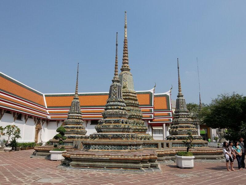 Бангкок - В Храме Ват Пхо
