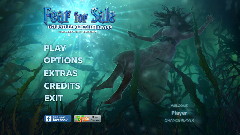 Fear For Sale: The Curse of Whitefall CE