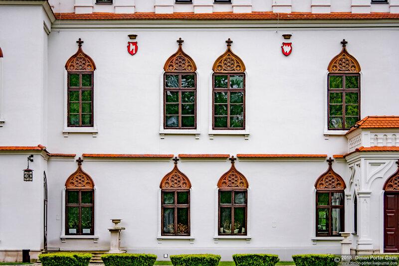 Пшецлав. Пшецлавский замок