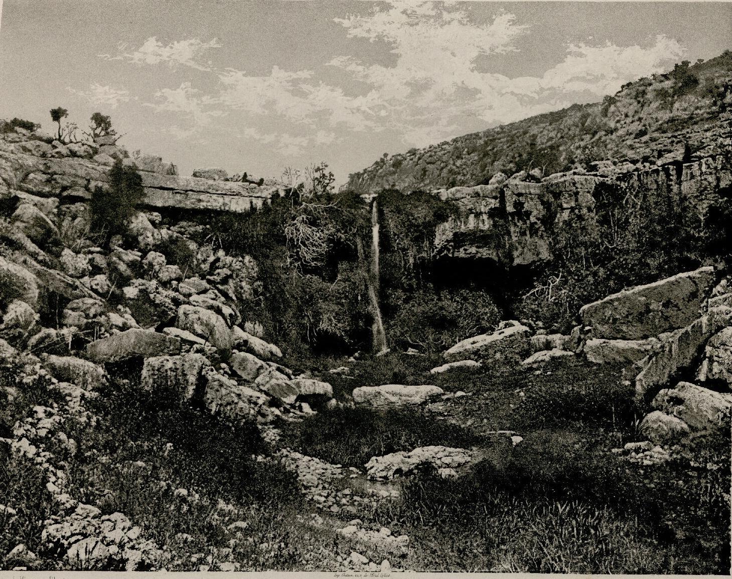 33. Вади Муса («Долина Моисея»). У подножия горы Аарона